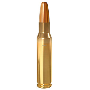 Lapua 185gr SP Mega Rifle Ammunition LU4317189
