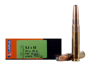 Lapua 285gr SP Mega Rifle Ammunition LU4319010