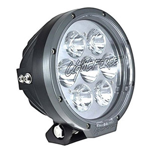 Lightforce 180mm Round LED Combo CBLED180C