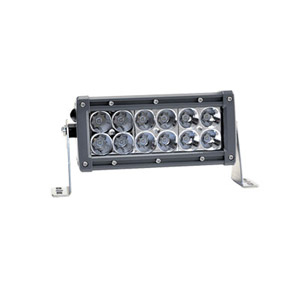 "Lightforce 6"" Dual Light Bar 5W CBLEDBD6C"