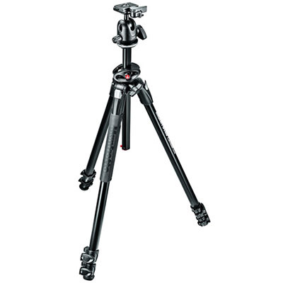 Manfrotto 290 Dual Ball Head MK290DUA3-BHUS