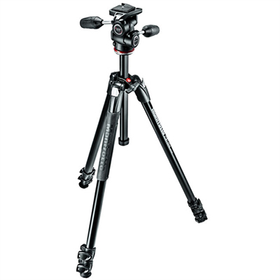 Manfrotto 290 Xtra 3-way Head MK290XTA3-3WUS