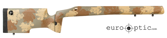 Manners  TF4 Remington 700 SA BDL #7 Molded Forest MCS-TF4-700SA-BDL-#7-Forest