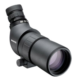 MINOX MD 50 W Angled Spotting Scope 62225