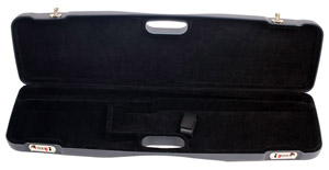 "Negrini One Shotgun 30.5"" Blue Case Black Interior 1605LR/5139"