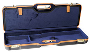 "Negrini Two Gun 30.5"" Case Black/Blue 1670LX/4770"