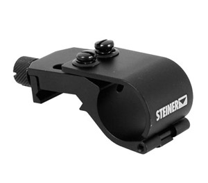 Steiner Mk4 & Mk5 Low Profile Offset Mount Black 9165