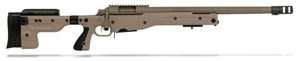 Surgeon Scalpel 308 Win-FDE AI Folding Stock-Jewel Trigger-20in Fluted-Badger FTE Brake