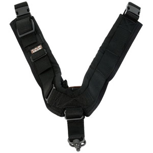 TAB Biathlon Sling with Flush Cups - Black