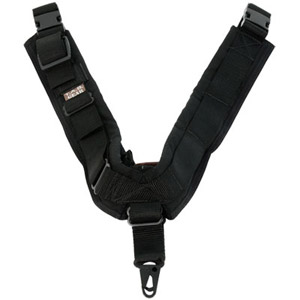 TAB Biathlon Sling with Hooks - Black
