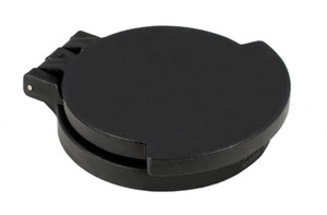 Tenebraex Tactcal Tough Objective flip cover for 50mm Schmidt Bender and Nightforce scopes - (use wi