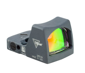 Trijicon RMR LED Sniper Gray Red Dot Sight RM02-C-700121