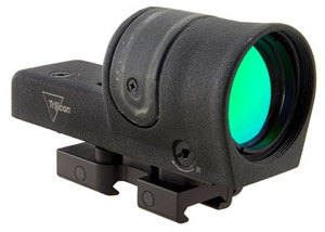 Trijicon 1x42 Amber 6.5 MOA Dot Reflex Sight RX30-14