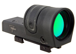 Trijicon 1x42 Amber 4.5 MOA Dot Reflex Sight RX34-11
