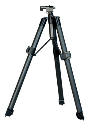 TOT-SE Ultralight Tactical Operation Tripod, non-magnetic with pan/tilt head 908137