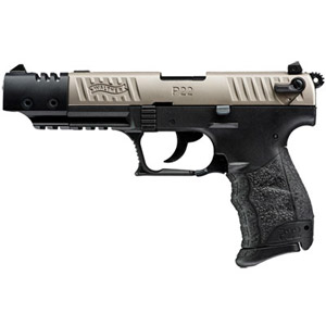 Walther P22 .22lr CA Nickel Target 5120337