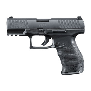 "Walther PPQ M2 9mm 4""  Black with 2x 10 round mags MPN 2796067 2796067"
