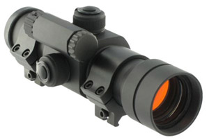 Aimpoint 9000SC NV (Night Vision compatible, 2MOA with rings) MPN 200136 200136