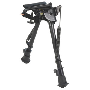 Harris LM-S 9-13 inch Swivel Bipod with leg notches