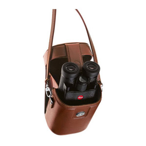 Leica 8x20 BCL Binoculars w/Brown Leather Case 40263